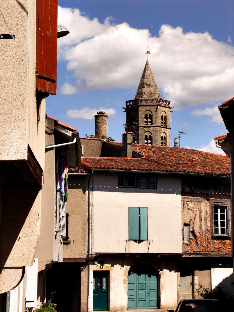 clocher Labruguière